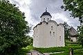 Церковь Георгия Победоносца (3-я четверть XII в) в Старой Ладоге.jpg