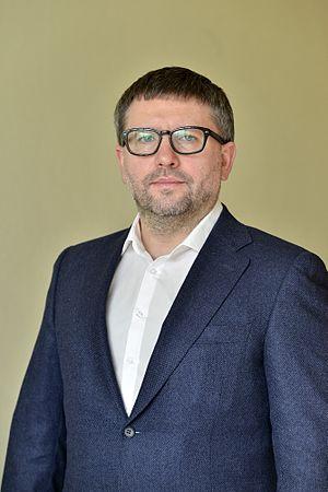 Denys Viktorovych Chernyshov - Image: Чернышов Д.В