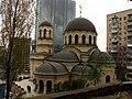 Шовковична 39 , 1 фундаменти церкви Михаїла DSCF5913.JPG