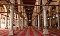 أعمدة رخامية من مسجد عمرو بن العاص- Marble columns in the Mosque of Amr ibn al-Aas.jpg