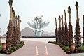 النصب التذكارى للسلام بمدية شرم الشيخ.jpg