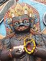 काल भैरव, वसन्तपुर दरवार क्षेत्र (Basantapur, Kathmandu) 24.jpg