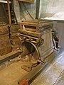 シャトー・メルシャン内部。明治期以降に実際にこの場所で使われていた貴重な醸造器具.JPG