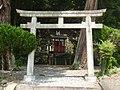 宇陀市菟田野別所 六柱神社 Rokuhashira-jinja, Utano-Bessho 2011.6.03 - panoramio (1).jpg