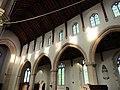 -2018-12-10 Clerestorie, Saint Margaret of Antioch parish church, Suffield, Norfolk.JPG