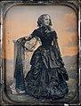 -Woman in Black Taffeta Dress and Lace Shawl- MET DT241496.jpg