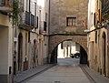020 Portal Sud del carrer Major, al Pla de Santa Maria.jpg