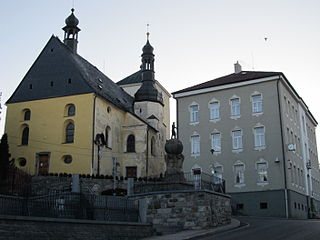 Luby (Cheb District) Town in Czech Republic