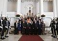 03.07 總統與諾魯共和國總統瓦卡(Baron Divavesi Waqa)伉儷來訪代表團合影 (33298140585).jpg
