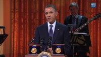 File:052112 Presidents remarks award ceremony.webm