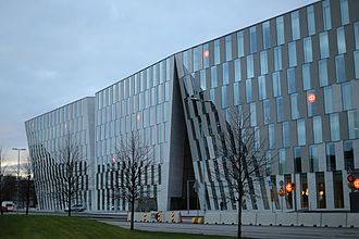 OP Financial Group - OP Financial Group headquarters in Vallila, Helsinki