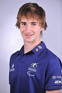 Sam Harding (athlete) Australian male athlete Paralympian