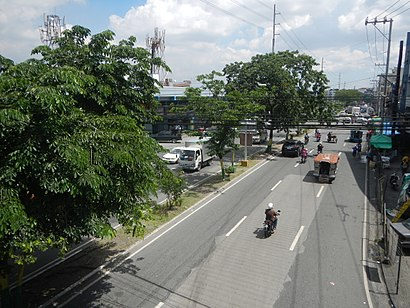 How to get to Congressional Avenue, Quezon City with public transit - About the place