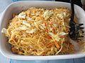 09117jfCuisine of Bulacan Lugaw Pancit Lumpia Spaghettifvf 03.jpg
