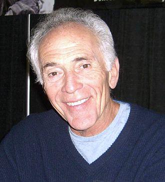 Bruce Weitz - Weitz at the Big Apple Convention in Manhattan, 2009.
