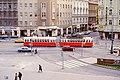 109L25121083 Alserbachstraße - Porzellangasse, Bereich Franz-Josefs-Bahnhof, Straßenbahn Linie 31 5, Typ L3 545.jpg