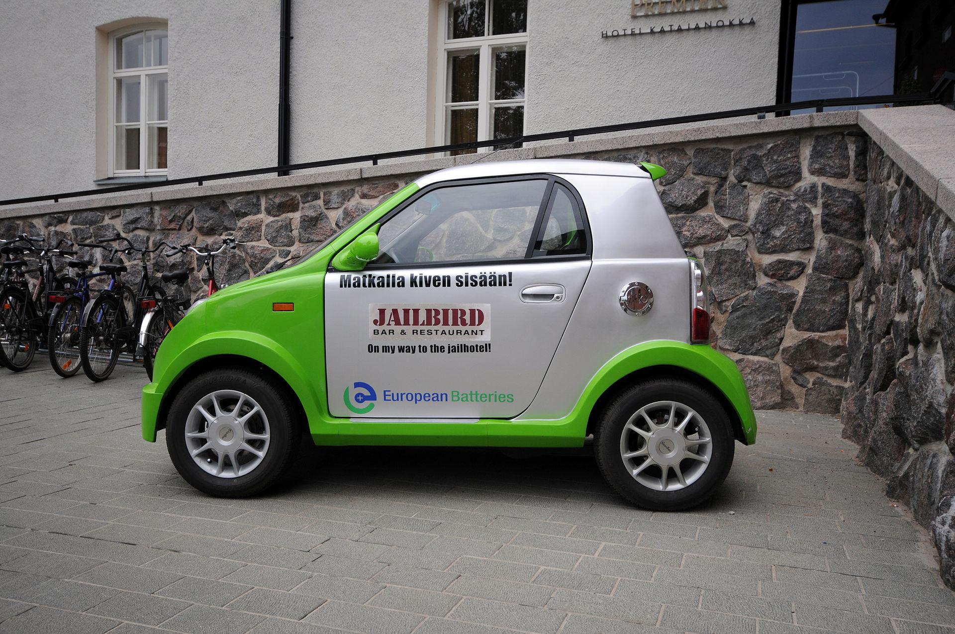 Amc Electric Car