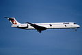 116ae - Crossair MD-83, HB-INZ@ZRH,25.10.2000 - Flickr - Aero Icarus.jpg
