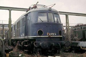 DRG Class E 19 - Image: 119 002