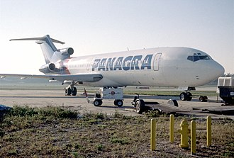 Pan American-Grace Airways - Panagra Airways Boeing 727-200, Miami, 1998