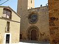 124 Església de Santa Maria, façana oest.jpg