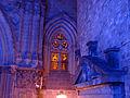 140 Catedral i Museu Marès, pl. Sant Iu, durant el festival Llum BCN.JPG
