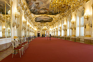 Schönbrunn Palace - Great Gallery