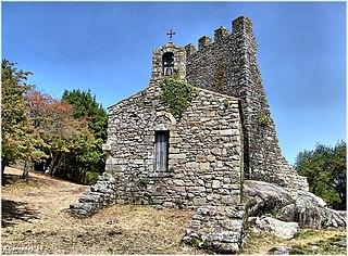 cultural property in Catoira, Spain