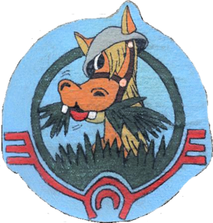540th Combat Crew Training Wing - Emblem of the 16th Bombardment Wing