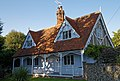 17th-century Church Lodge cottage Little Easton Essex England.jpg