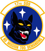 17th Special Operations Squadron Emblem