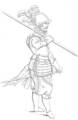 17th century European pikeman.png
