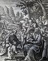 188 Life of Christ Phillip Medhurst Collection 4374 Feeding the multitude Mark 6.38-44 De Vos.jpg