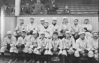 1903 New York Giants season - The 1903 New York Giants