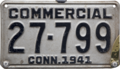 1941 Connecticut 27-799 commercial plate.png