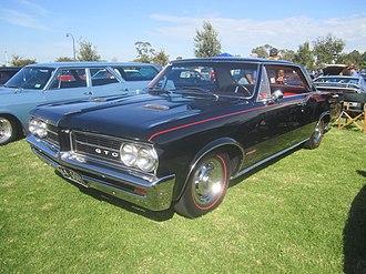 Pontiac GTO - 1964 Pontiac GTO Hardtop