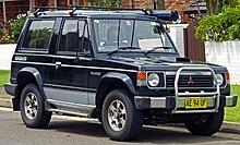 Mitsubishi Pajero - Wikipedia