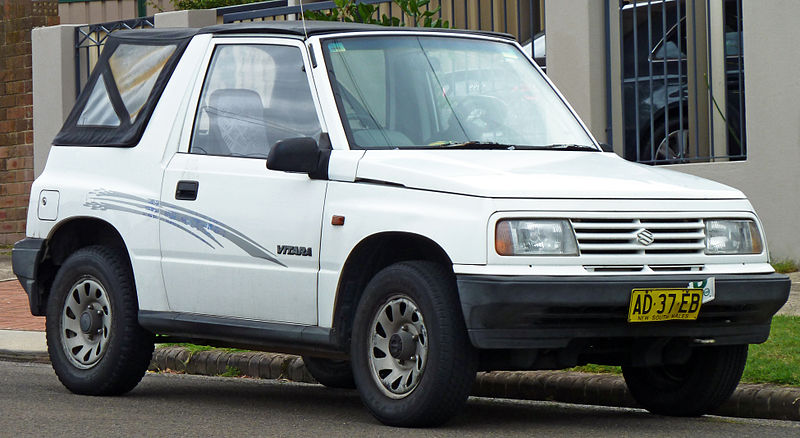 Suzuki Efi Four Wheel Drive Pickup Philippines