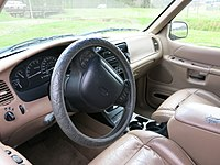 2001 ford explorer limited v8