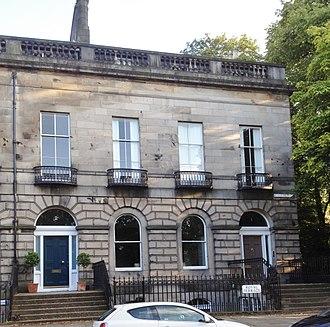 Frances Mary Colquhoun - 1 Royal Terrace, Edinburgh