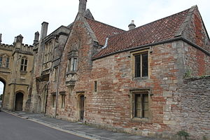 Grade I listed buildings in Mendip - Image: 1 St Andrew St, Wells 2
