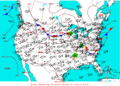 2003-07-31 Surface Weather Map NOAA.png