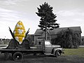 2006-07-15 - US - New York - Long Island - North Fork - Giant Corn - Cutout - Yellow (4888994992).jpg