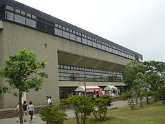 Sendai-city Gymnasium