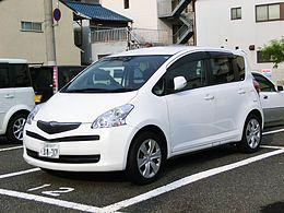 トヨタ・ラクティスの画像 p1_2