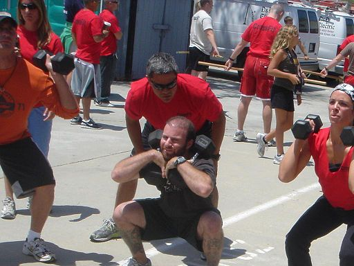 2007 CrossFit Trainer certification