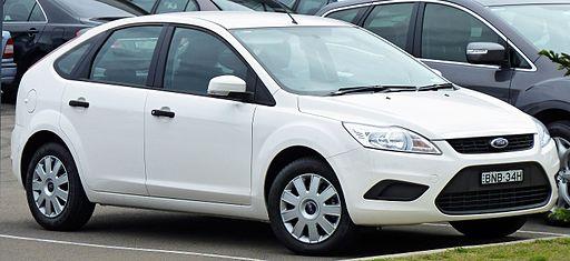 2009-2010 Ford Focus (LV) CL 5-door hatchback 01
