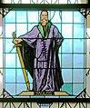 20100413350DR Tragnitz (Leisnig) Pankratiuskirche Bleiglasfenster.jpg