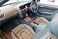 2010 Audi A5 (8F7 MY10) 3.0 TDI quattro convertible (2010-07-10) 03.jpg