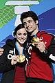2010 Olympics Figure Skating Dance - Tessa VIRTUE - Scott MOIR - Gold Medal - 8302a.jpg